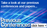 Previous Conferences & Papers